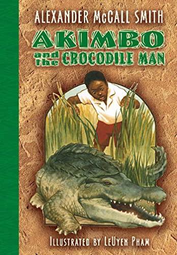 9781599900339: Akimbo and the Crocodile Man