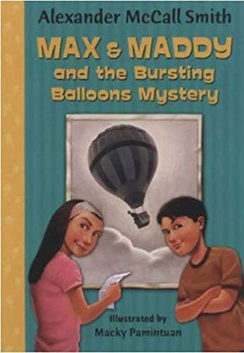 9781599900353: Max & Maddy and the Bursting Balloons Mystery (Max and Maddy Series)