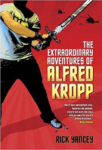 9781599900445: The Extraordinary Adventures of Alfred Kropp