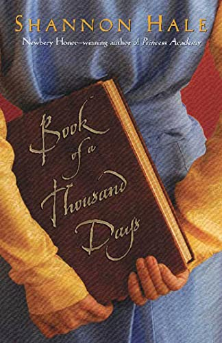 9781599900513: Book of a Thousand Days