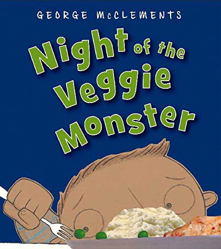 9781599900612: Night of the Veggie Monster