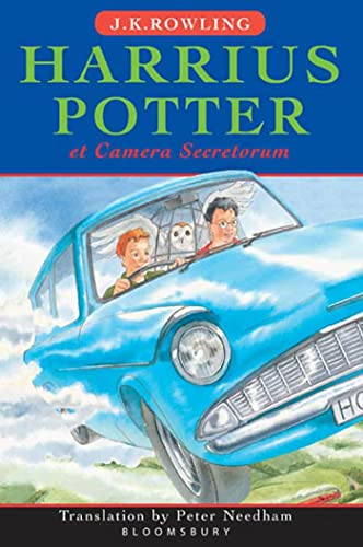 9781599900674: Harrius Potter et Camera Secretorum (Harry Potter and the Chamber of Secrets, Latin Edition)