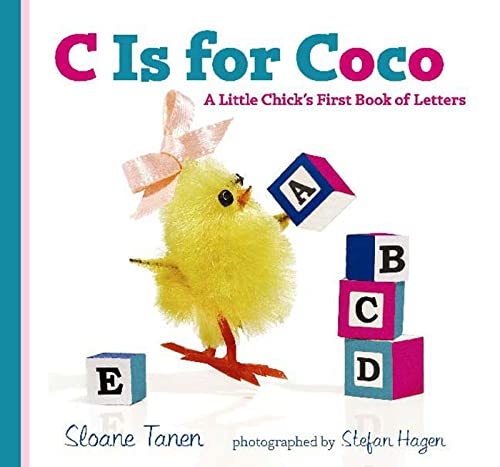 9781599900711: C Is for Coco: A Little Chick's First Book of Letters