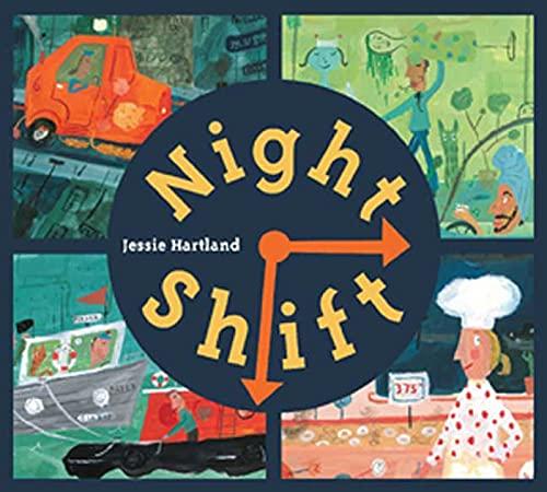 9781599901381: Night Shift