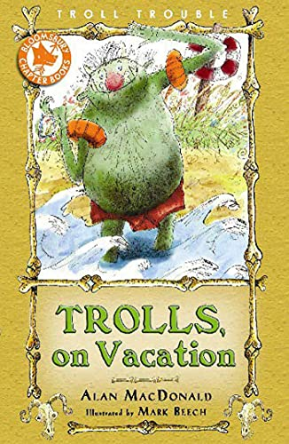 9781599902050: Trolls on Vacation
