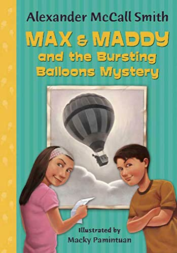 9781599902173: Max & Maddy and the Bursting Balloons Mystery (Max and Maddy Series)