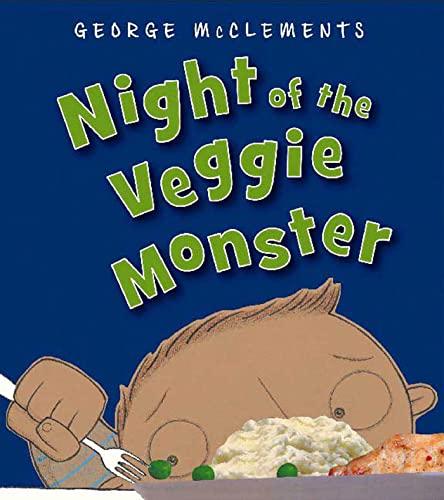 9781599902340: Night of the Veggie Monster