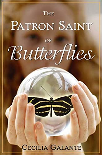 The Patron Saint of Butterflies **Signed**: Galante, Cecilia