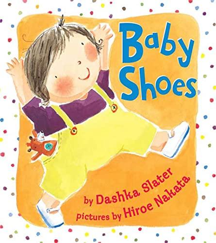 Baby Shoes: Slater, Dashka