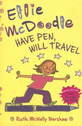 9781599902760: Ellie McDoodle: Have Pen, Will Travel