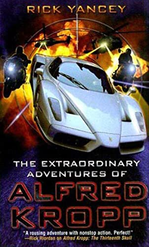 9781599902838: The Extraordinary Adventures of Alfred Kropp