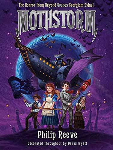 9781599903033: Mothstorm: The Horror from Beyond Uranus Georgium Sidus!