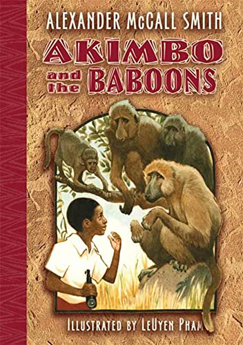 9781599903040: Akimbo and the Baboons