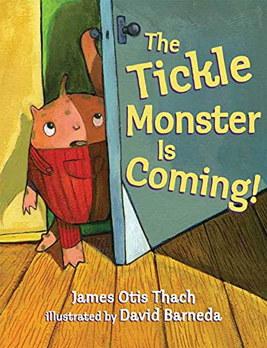 9781599903149: The Tickle Monster Is Coming!