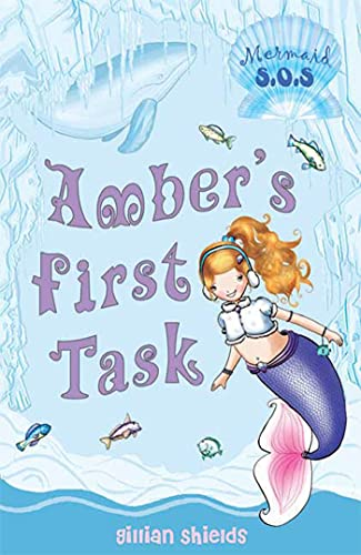 9781599903361: Amber's First Clue: Mermaid S.O.S. #7