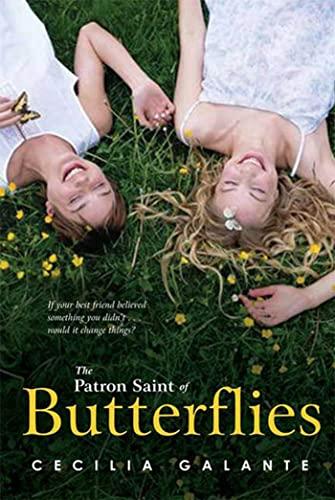 9781599903774: The Patron Saint of Butterflies