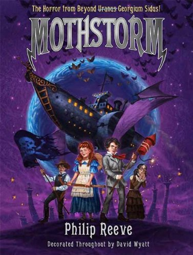 9781599903828: Mothstorm: The Horror from Beyond Uranus Georgium Sidus!