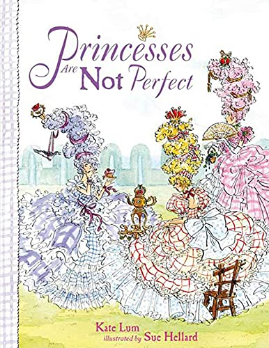 9781599904320: Princesses Are Not Perfect