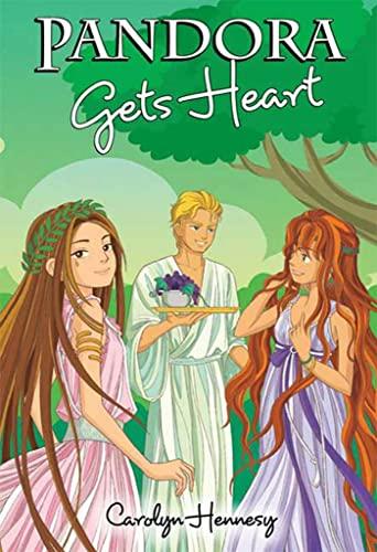 9781599904399: Pandora Gets Heart (The Mythic Misadventures)
