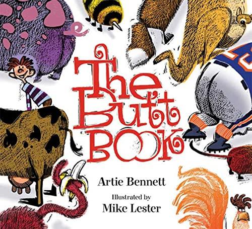 The Butt Book: Bennett, Artie