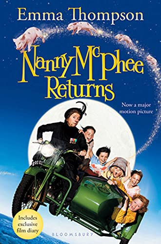 9781599904726: Nanny McPhee Returns