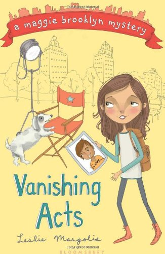 Vanishing Acts (A Maggie Brooklyn Mystery): Margolis, Leslie