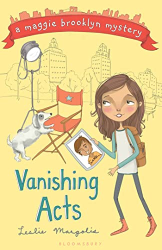 9781599905365: Vanishing Acts (A Maggie Brooklyn Mystery)
