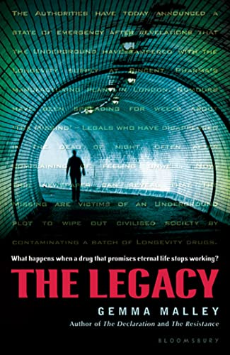 The Legacy: Gemma Malley