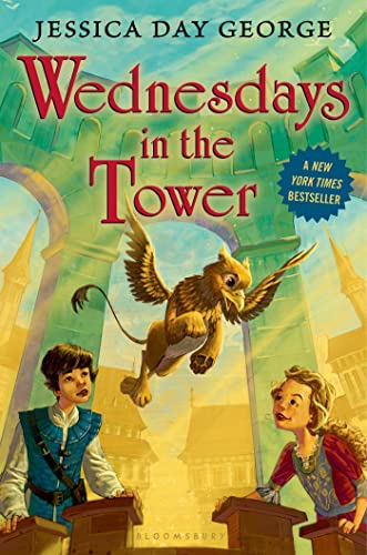 Wednesdays in the Tower (Tuesdays at the Castle): George, Jessica Day