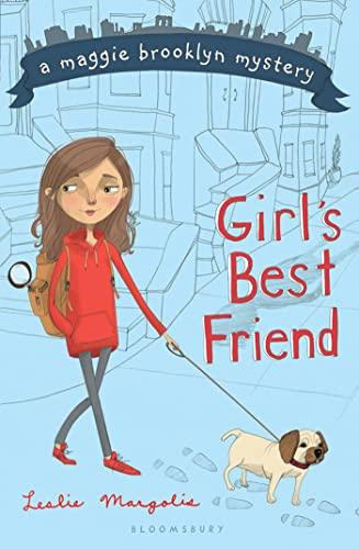 9781599906904: Girl's Best Friend (A Maggie Brooklyn Mystery)