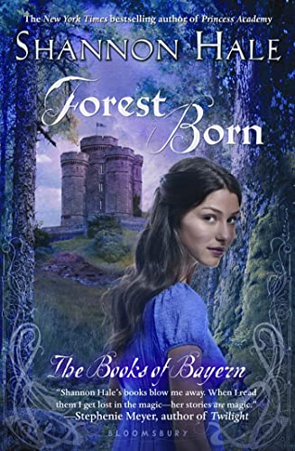 9781599906928: Forest Born (Books of Bayern)
