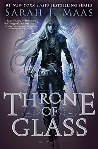 Throne of Glass: Maas, Sarah J.