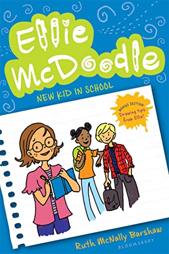 9781599907161: Ellie McDoodle: New Kid in School: New Kid in School (reissue)