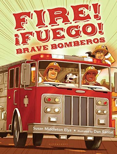 9781599907598: Fire! Fuego! Brave Bomberos