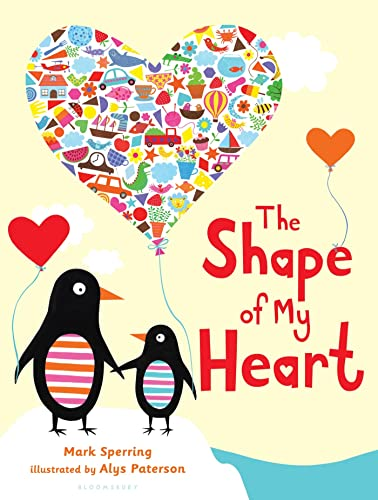 9781599909622: The Shape of My Heart