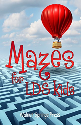 9781599929118: Mazes for LDS Kids