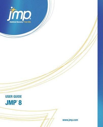 9781599949246: JMP 8 User Guide