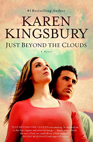 9781599956770: Just Beyond the Clouds (Cody Gunner Series #2)