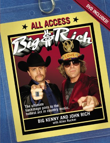 9781599957173: Big and Rich: All Access (Book & DVD)