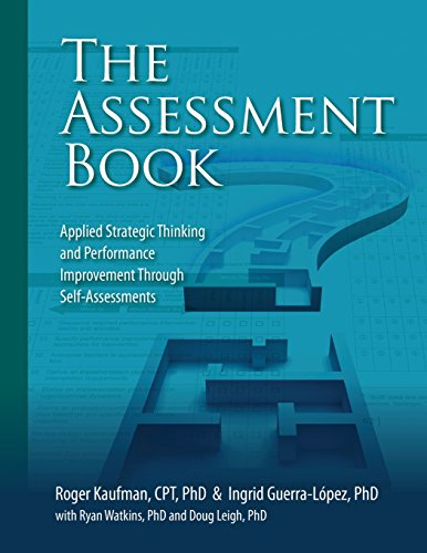 9781599961286: The Assessment Book: Applied Strategic Thinking and Performance Improvement Through Self-Assessments