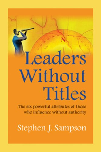 9781599962504: Leaders Without Titles