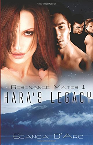 9781599987422: Hara's Legacy (Resonance Mates)