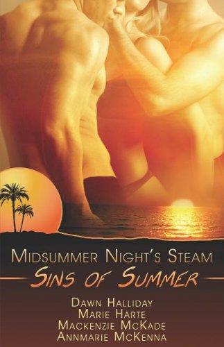 9781599987750: Sins of Summer: Fantasmagorical / Take Me / A Scorching Seduction / Honeymoon Castaways