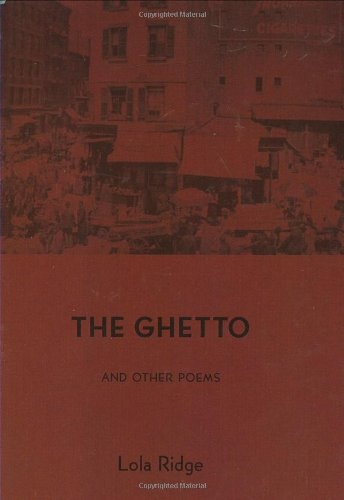 9781600019913: The Ghetto and Other Poems (Southpaw Culture)