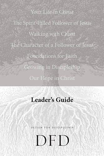 DFD Leader's Guide (Design for Discipleship): The Navigators