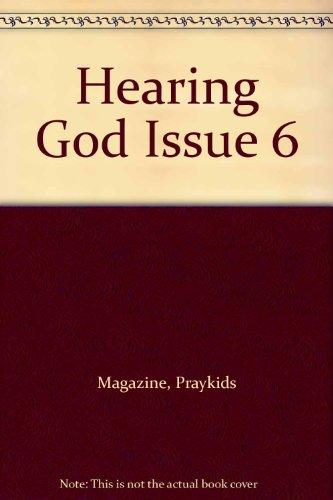 9781600060458: Hearing God: Hotline from Heaven 10-pack: PrayKids!®, Issue 6 (10-pk)