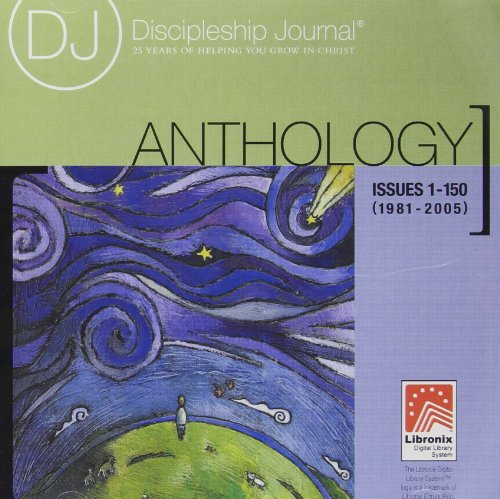 9781600061097: Discipleship Journal's Anthology on CD-ROM Libronix version (Acts 29)