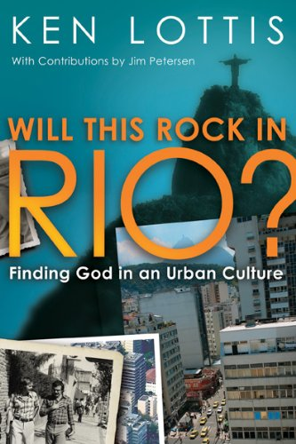 9781600063930: Will This Rock in Rio?: Finding God in an Urban Culture