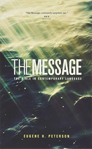 The Message Ministry Edition: The Bible in Contemporary Language (1600065945) by [???]