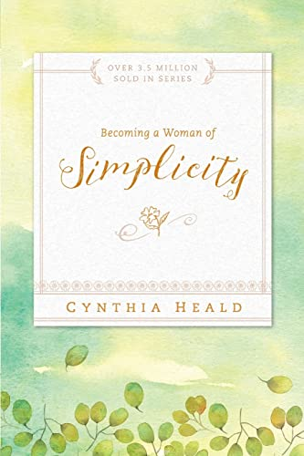 9781600066634: Becoming a Woman of Simplicity